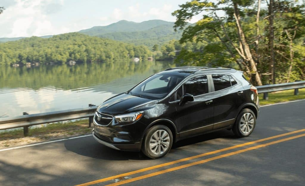 <u> <center> 2021 Buick Encore Preferred </center> </u>
