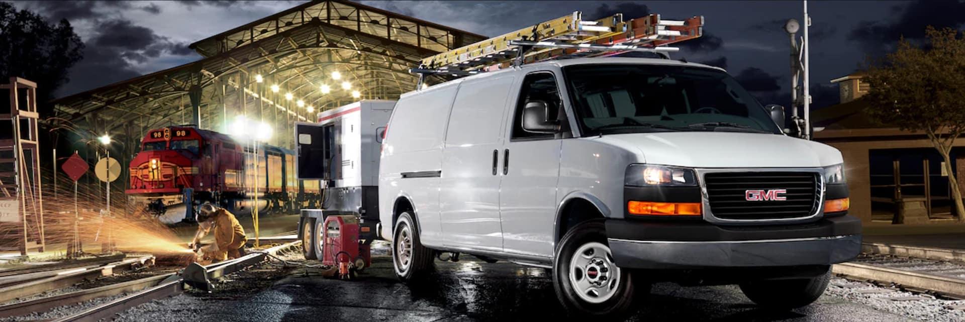 2021 GMC Savana Cargo Van in St. Louis