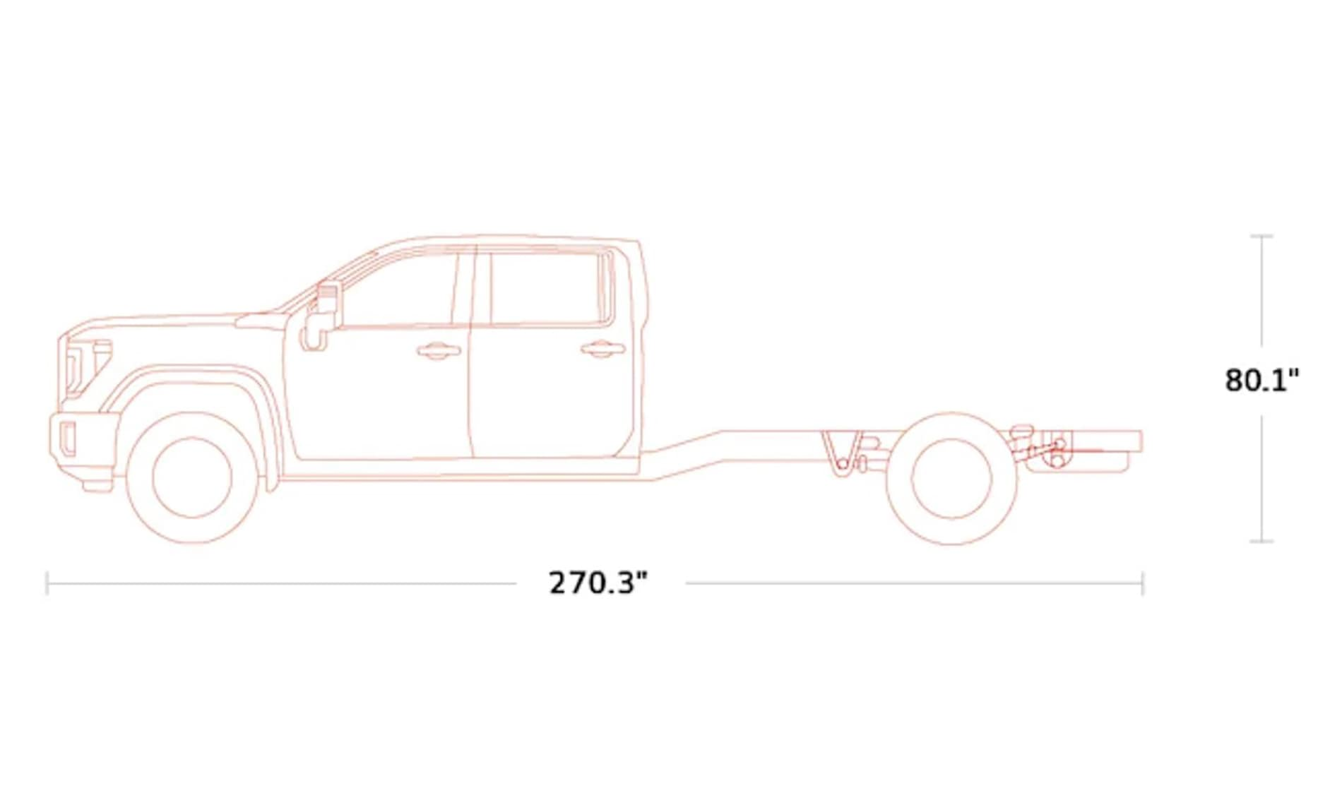 2021 GMC Sierra 3500 HD Chassis Crew Cab in St. Louis