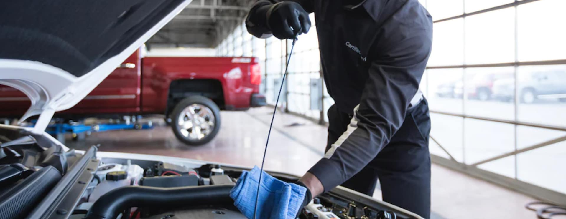 Conventional Oil Change in St. Louis