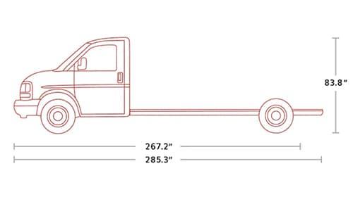 2021 GMC Savana 4500 Cutaway Van in St. Louis