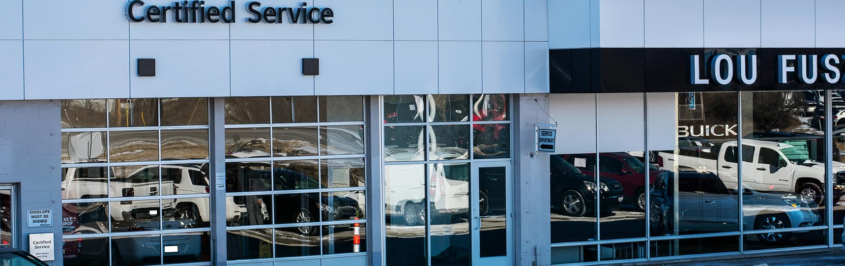 Buick GMC Service Center St. Louis
