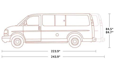 2021 GMC Savana 3500 Passenger Van in St. Louis