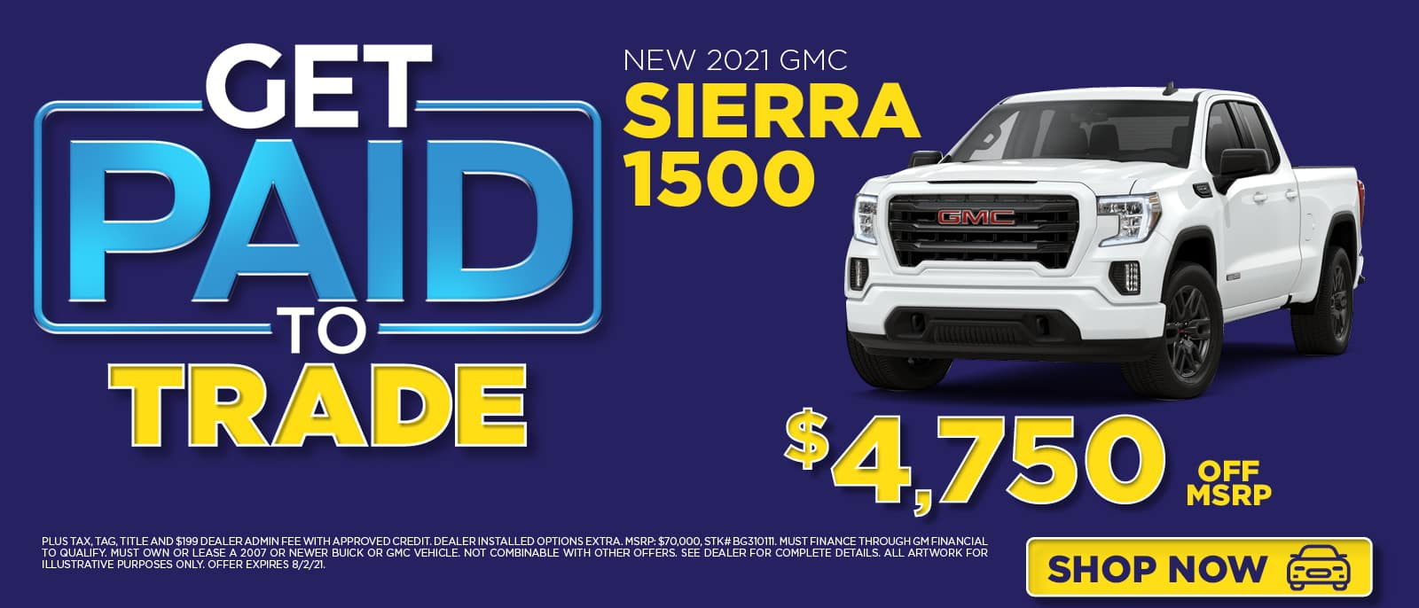 Get Paid to Trade - Sierra