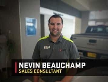 Nevin Beauchamp