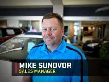 Mike Sundvor