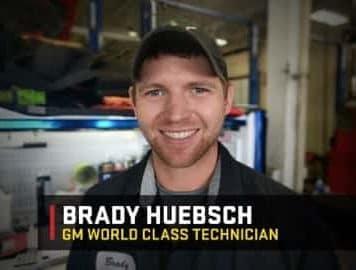 Brady Huebsch