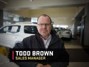 Todd Brown