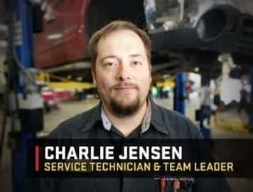 Charlie Jensen
