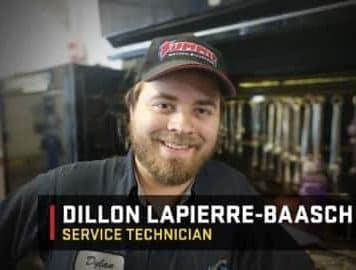 Dillon Lapierre-Baasch