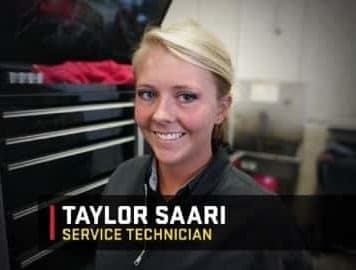 Taylor Saari