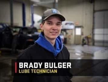 Brady Bulger