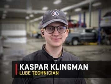 Kaspar Klingman