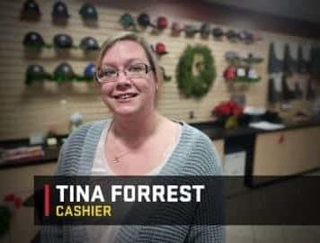 Tina Forrest