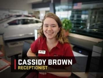 Cassidy Brown
