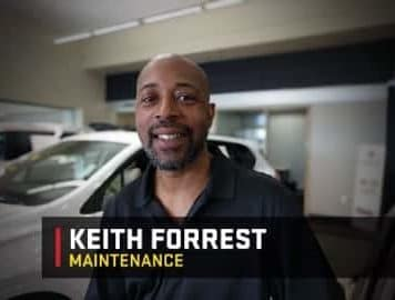 Keith Forrest