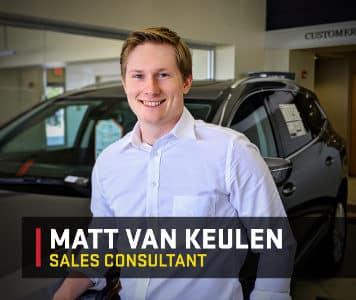 Matt Van Keulen