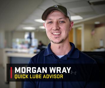 Morgan Wray