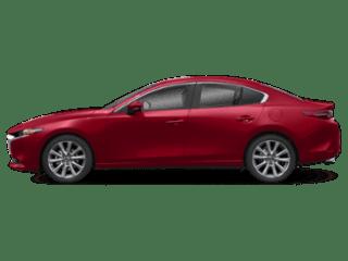 2020 Mazda3 4door