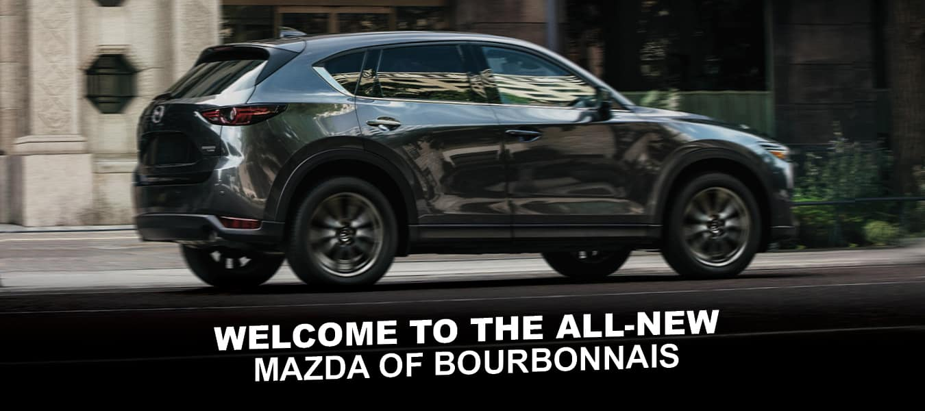 Welcome to Mazda of Bourbonnais