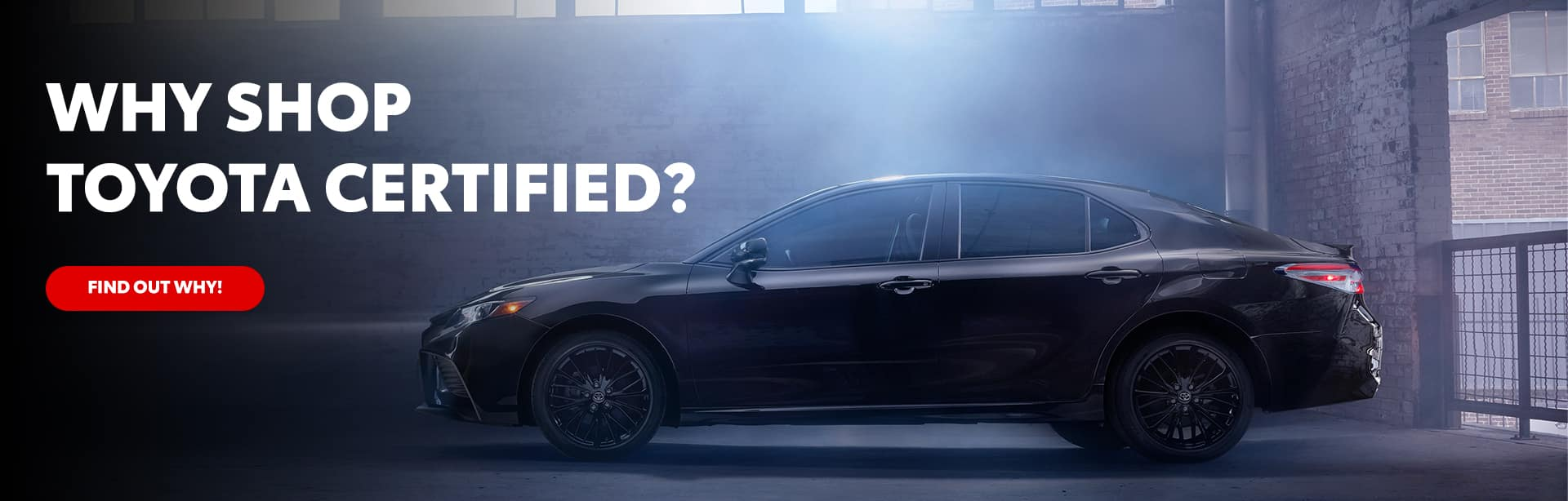 Why Shop Toyota Certified?