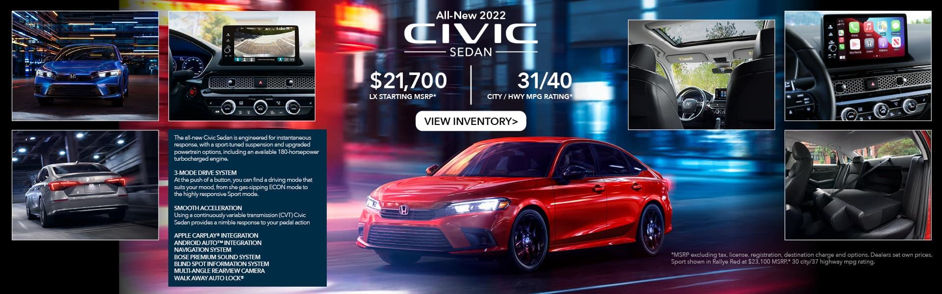 2022 CIVIC