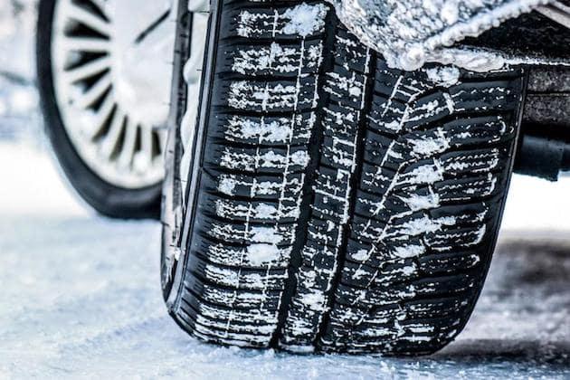 Cadillac Winter Tires