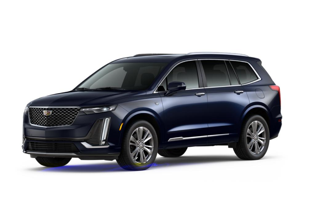 2021 Cadillac XT6 Premium Luxury