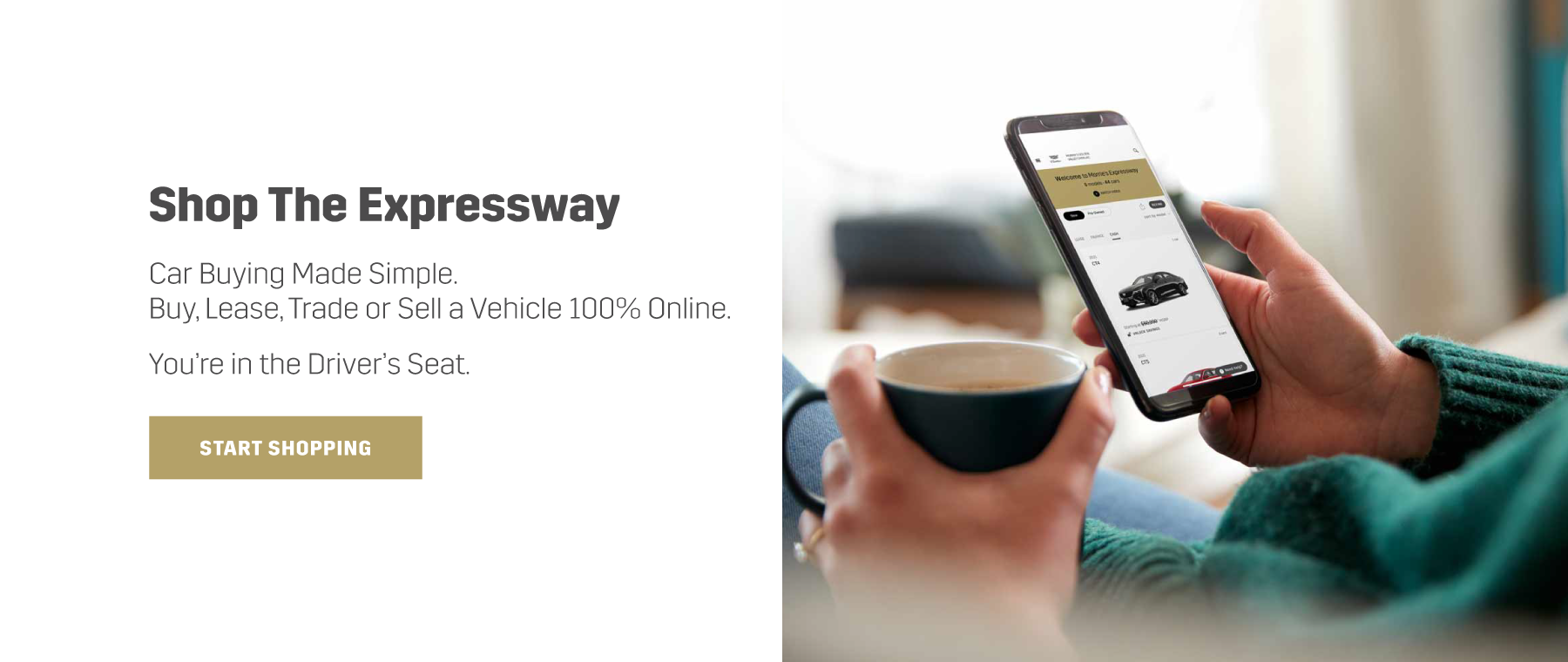 Shop The Expressway. Car Buying Made Simple.