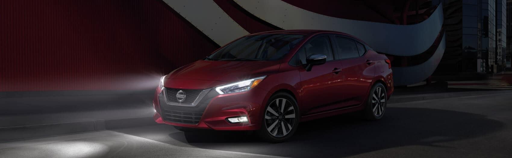 Nissan Versa for Sale near Daphne AL