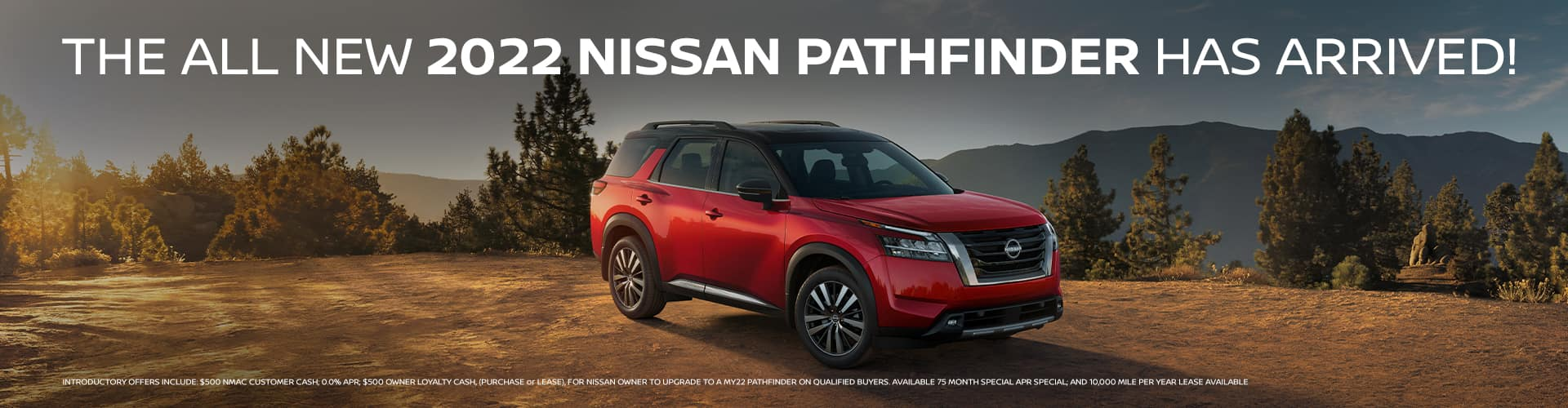 THE ALL NEW 2022 NISSAN PATHFINDER HAS ARRIVED!