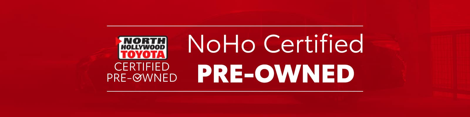 Browse NoHo CPO Inventory
