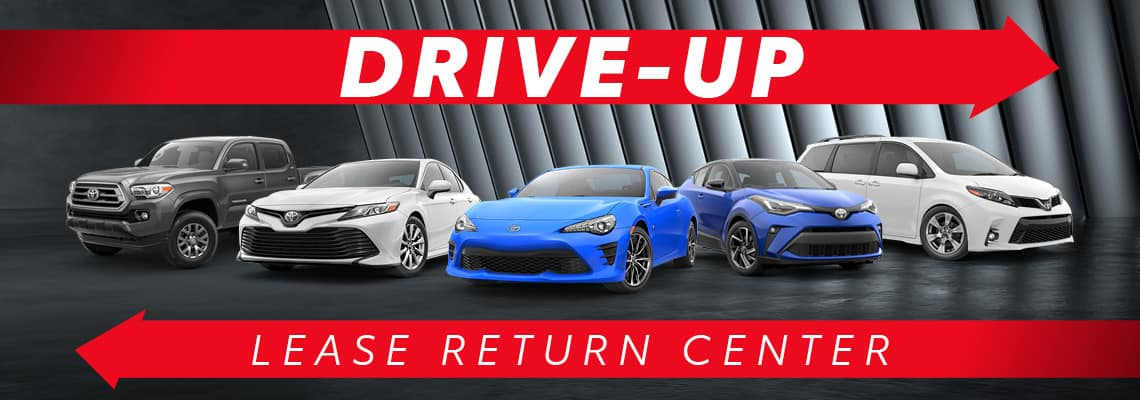Drive-Up Lease Return Center