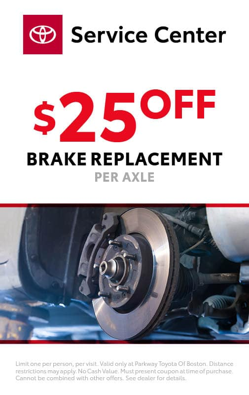 Brake Replacement