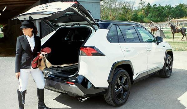 2021 Toyota RAV4 - Exterior