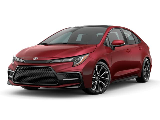 All New 2022 Corolla Models