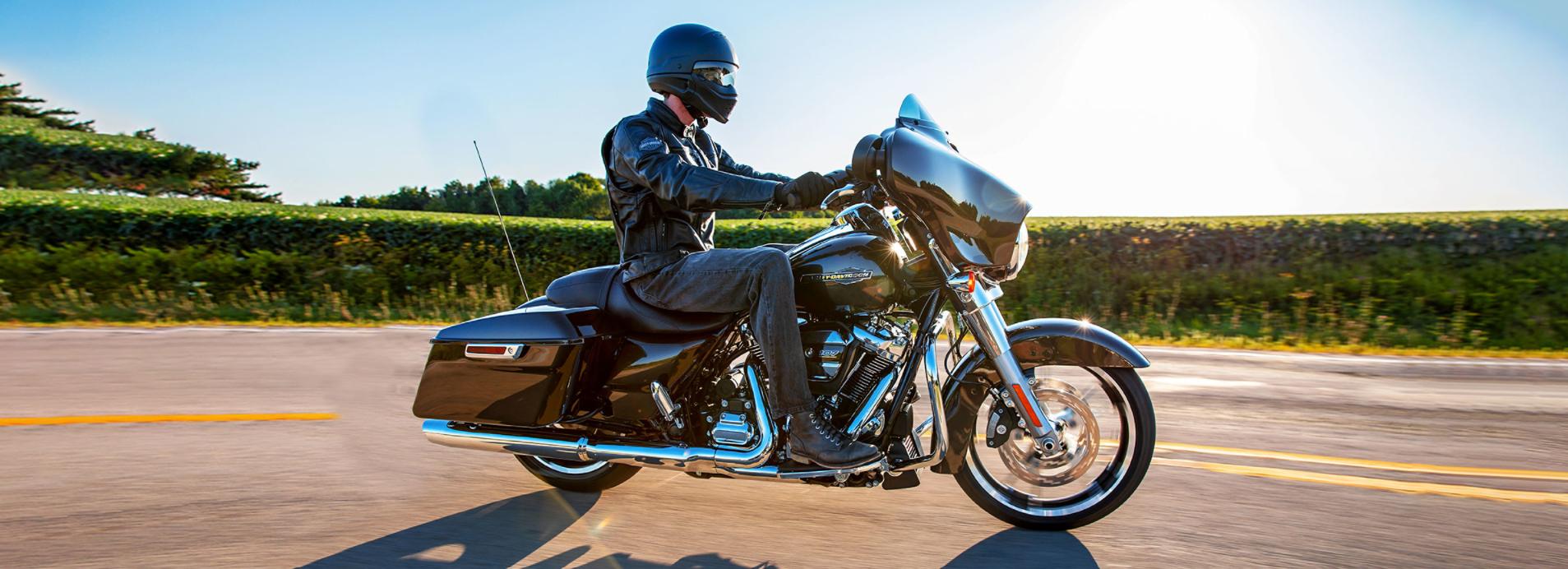 New Harley Davidson Street Glide