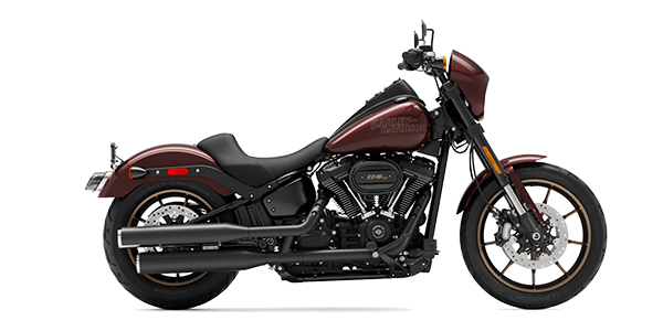 2021 HD Low Rider S