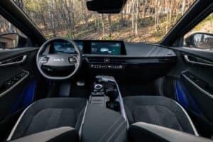 2022 Kia EV6 Technology