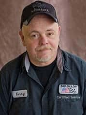 Terry Barker
