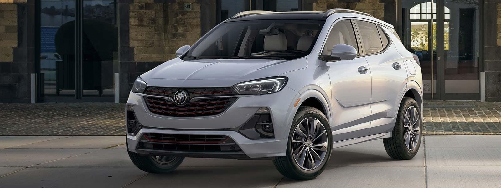 Buy New 2021 Buick Encore GX in Sudbury Ontario