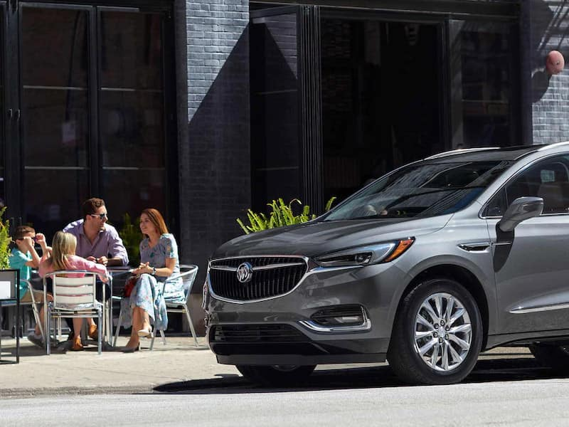 2021 Buick Enclave engine performance and trim levels