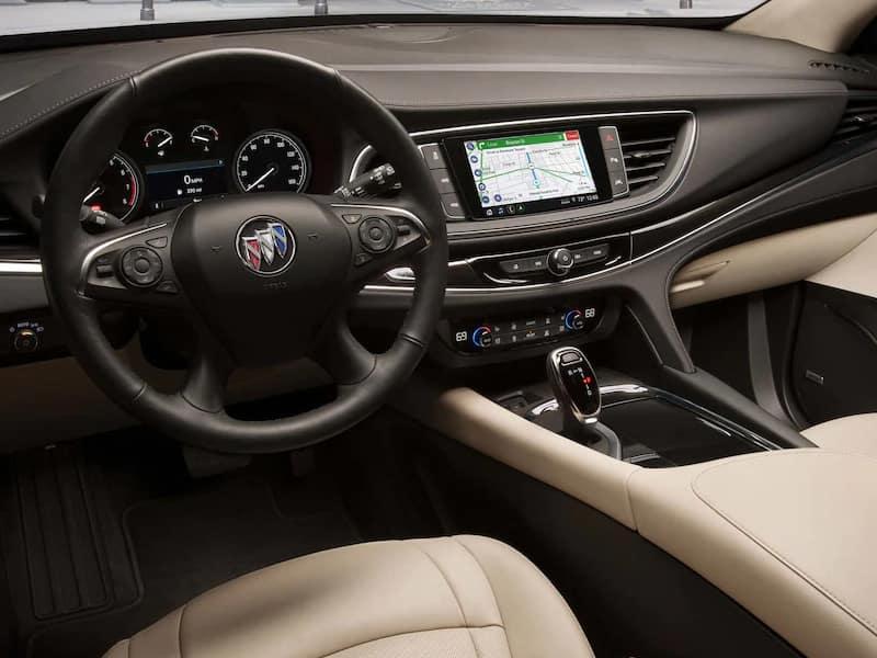 2021 Buick Enclave prestigious interior