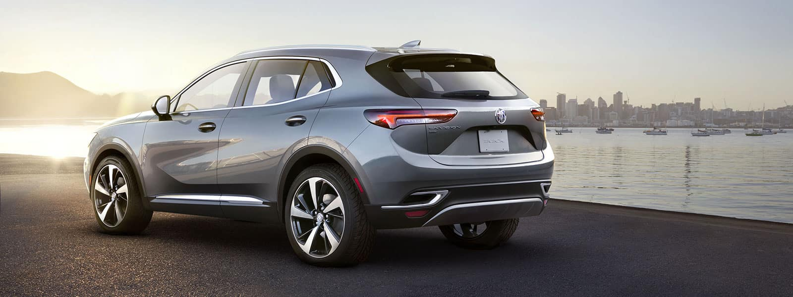 All-New 2021 Buick Envision Avenir in Sudbury ON