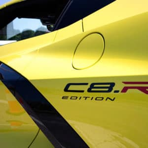 2022 Chevrolet Corvette Convertible with C8.R Edition package