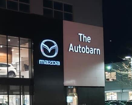 Mazda Autobarn
