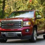 2018_GMC_Canyon_quarter_view_o