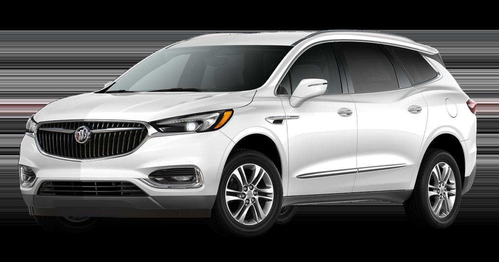 2021 Buick Enclave (QW210661)