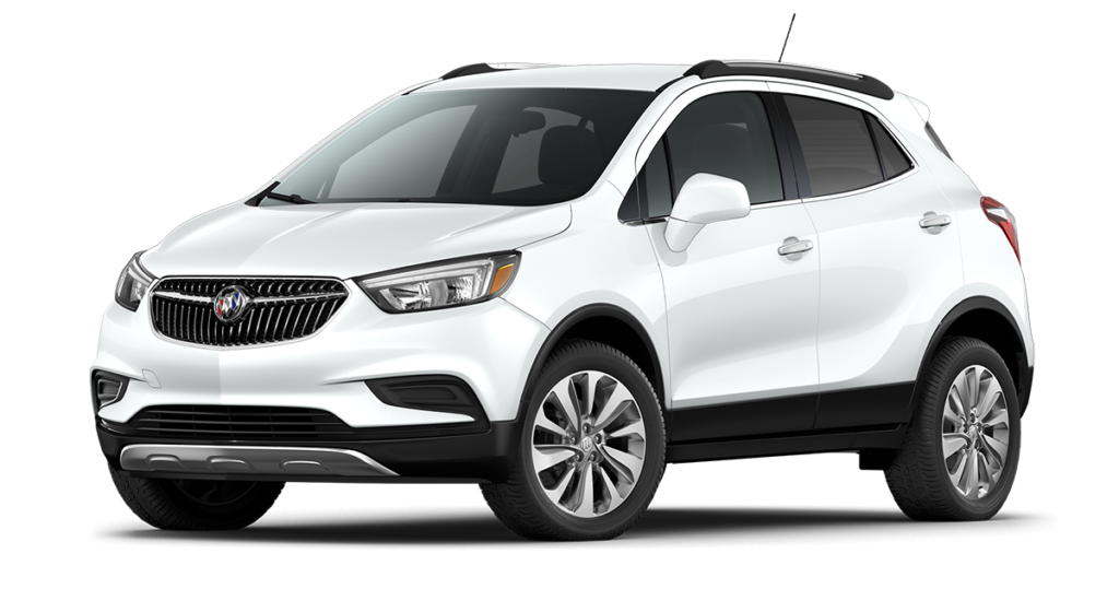 2021 Buick Encore Preferred (EW210451)