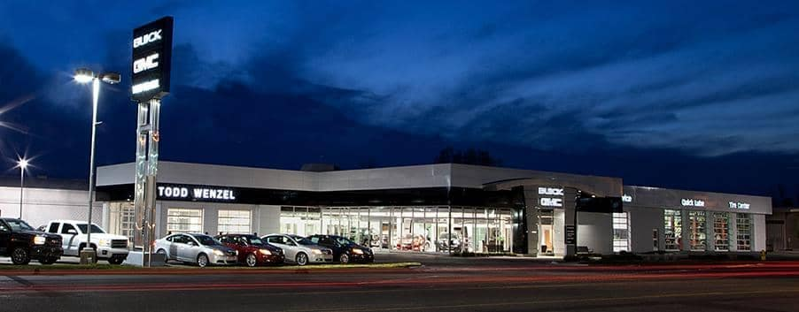 Todd Wenzel Buick GMC of davidson